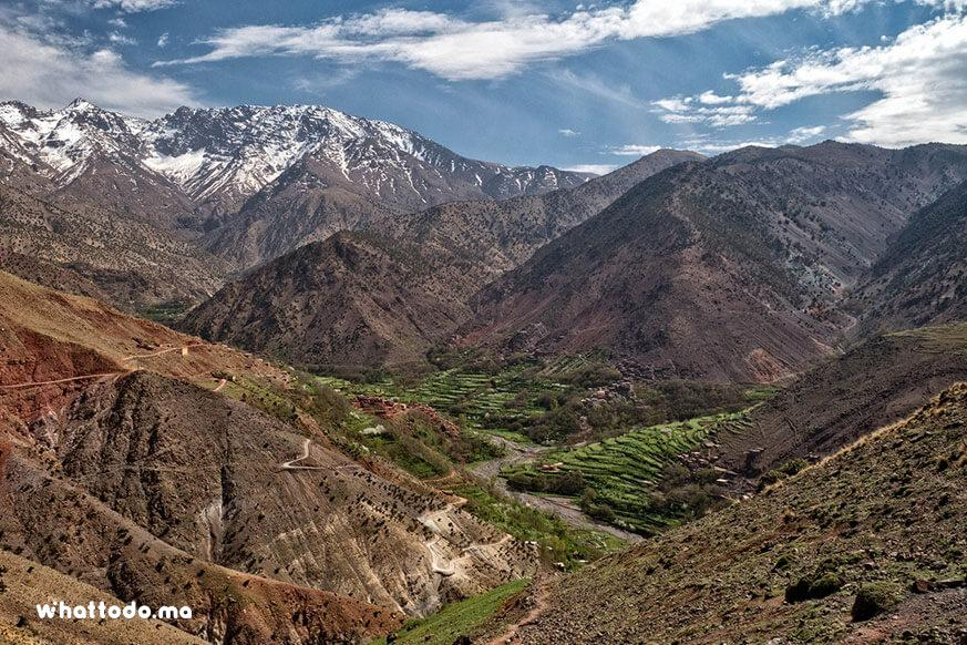 Photo - 3Trekking in Atlas Mountains, through berber villages and valleys