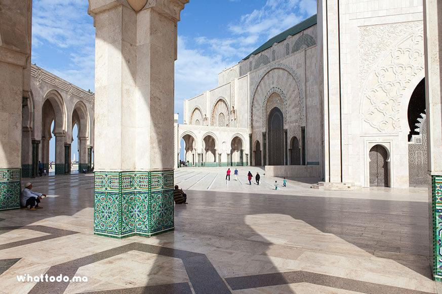 Photo - 3 - Casablanca private day tour from Marrakech