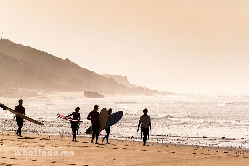 Photo - 115 days surf lessons and Yoga retreat in Agadir