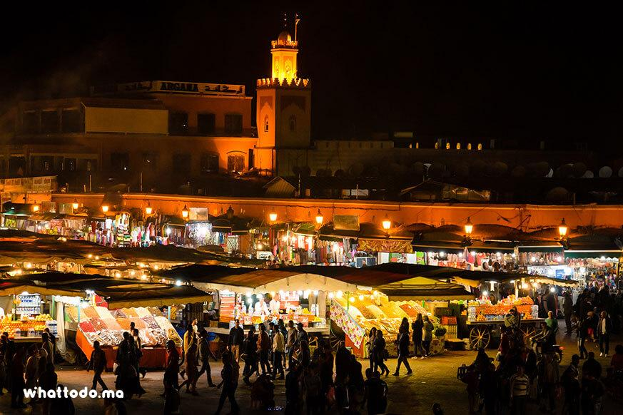 Photo - 5 - Marrakech by night tour