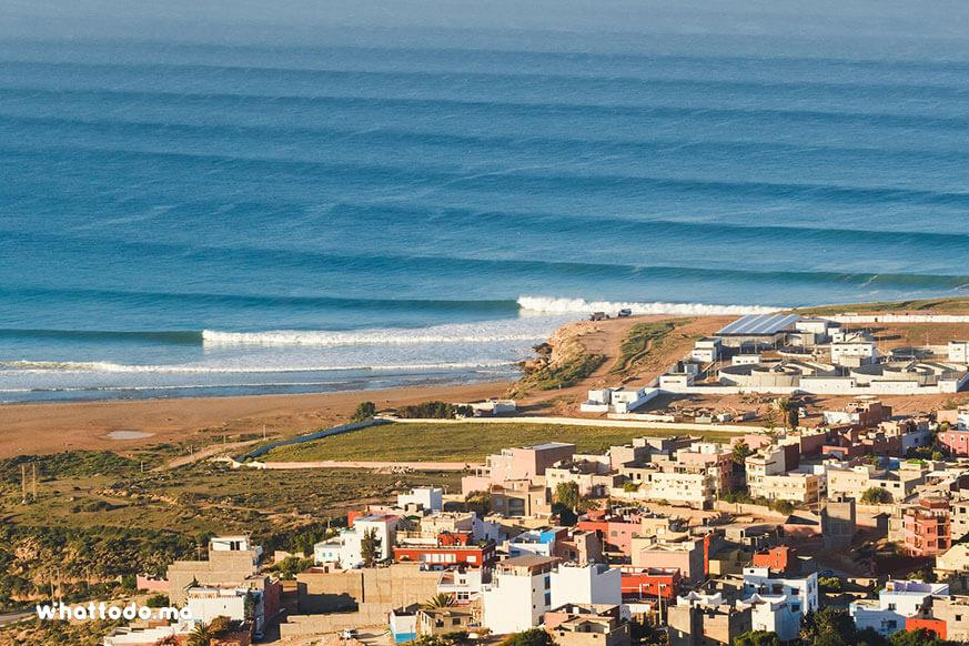 Photo - 1Surfing in Morocco: Surf camp near Agadir