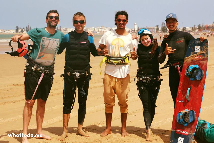 Photo - 2kitesurfing camp in Essaouira Morocco