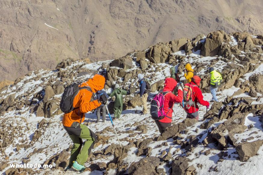 Photo - 8Trekking in Morocco: 2days hikking ascent to mont Toubkal
