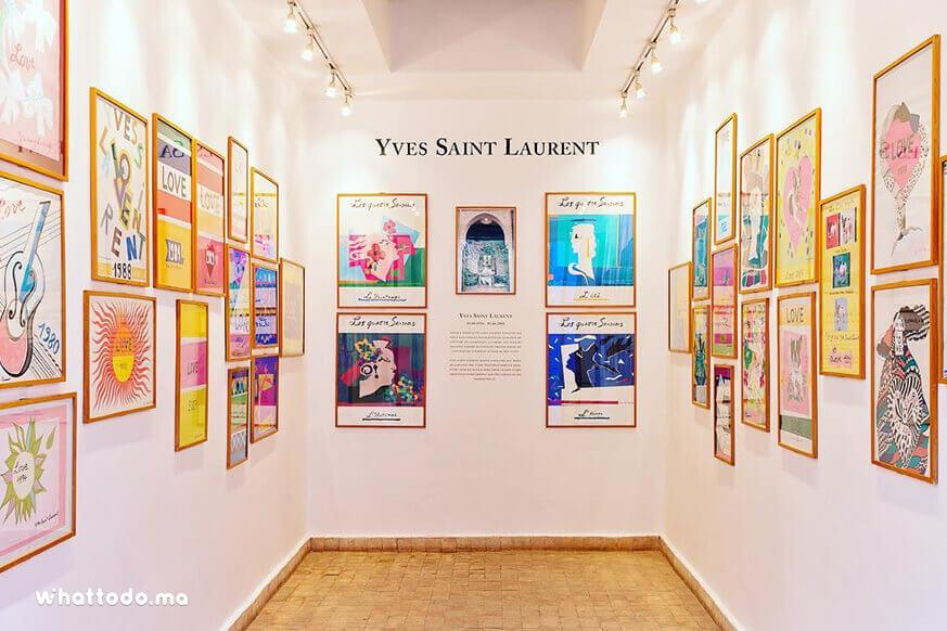 Photo - 3 - Musées Marrakech: Majorelle, Yves Saint Laurent et la Palmeraie