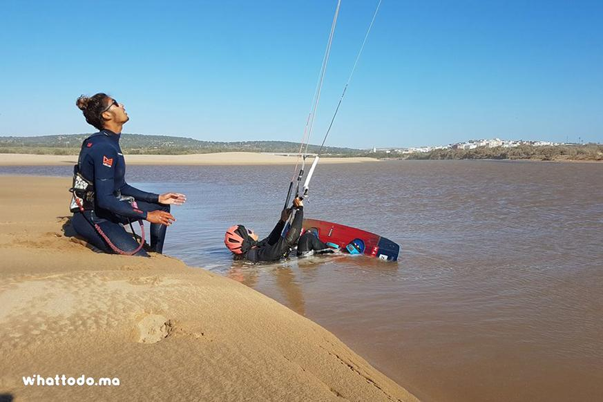 Photo - 8kitesurfing camp in Essaouira Morocco