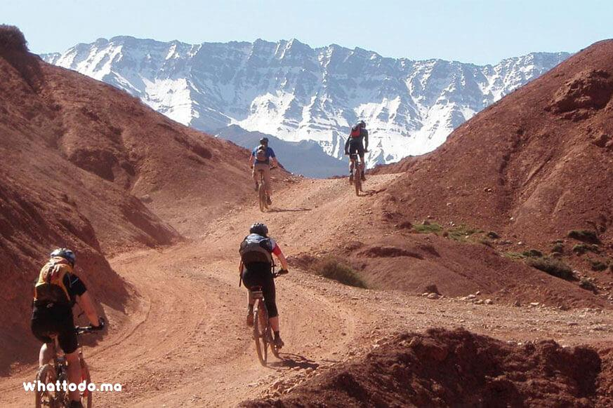 Photo - 3 - Mountain Bike Morocco