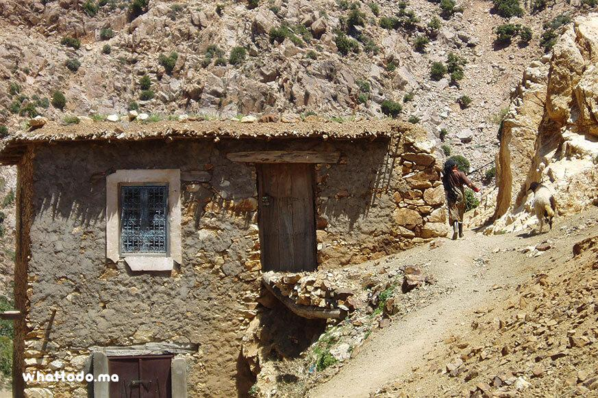 Photo - 103 days trekking from Imlil to the Ourika Valley