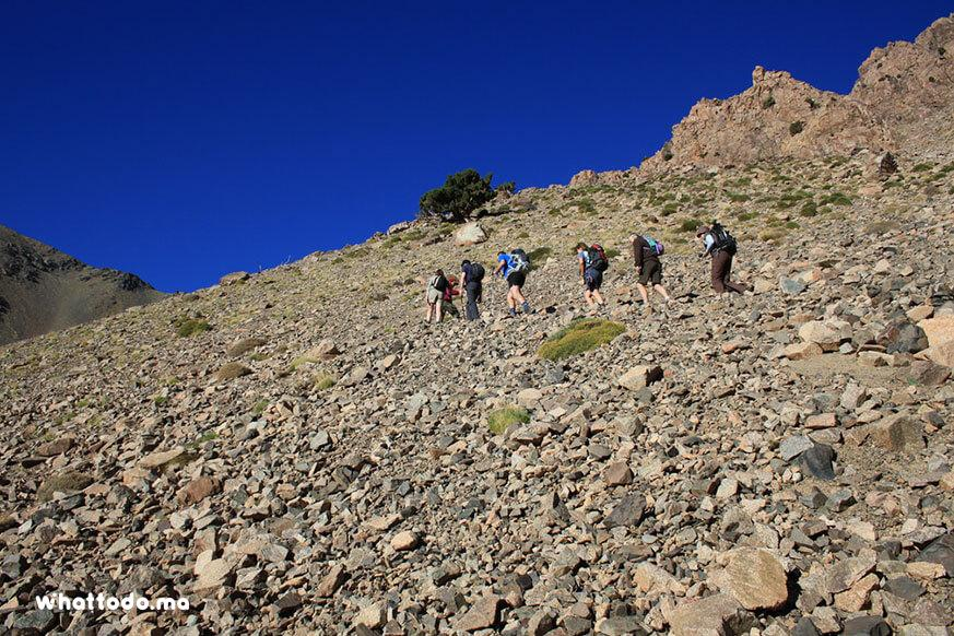 Photo - 123 days trekking from Imlil to the Ourika Valley