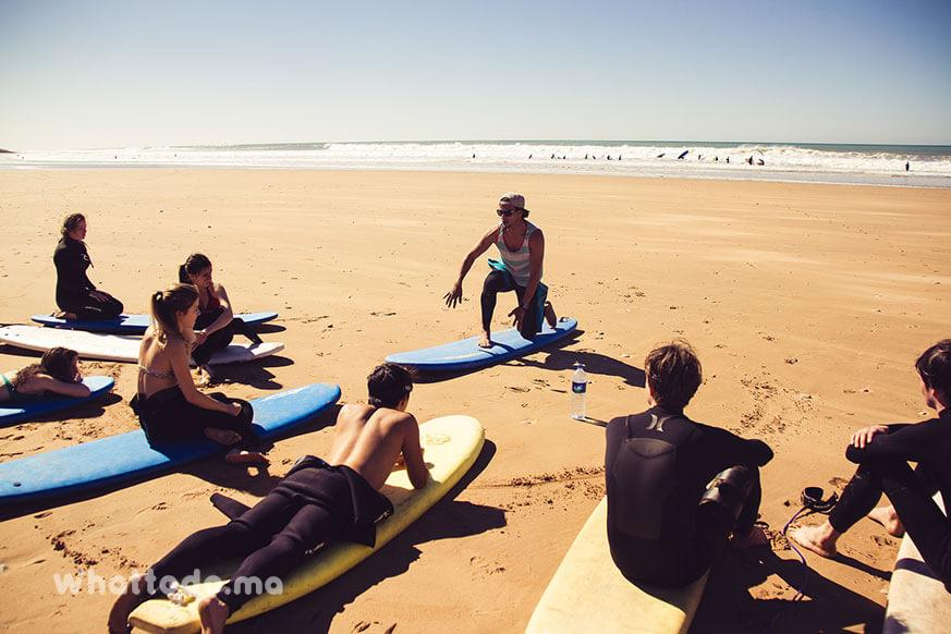Photo - 105 days surf lessons and Yoga retreat in Agadir