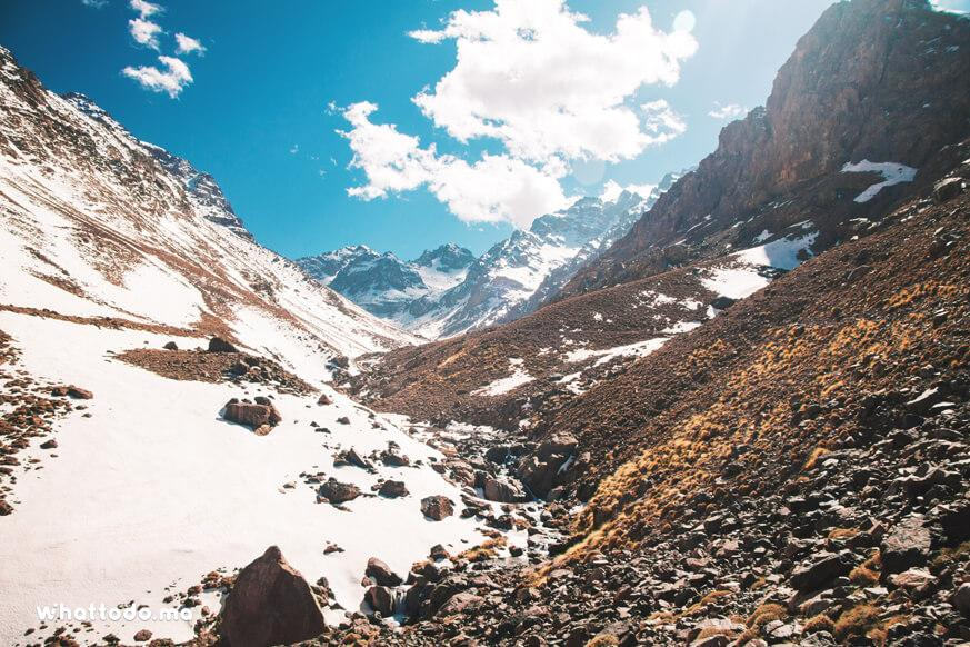Photo - 7Trekking in Morocco: 2days hikking ascent to mont Toubkal