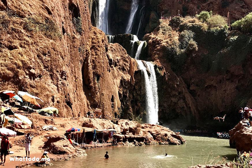Photo - 6 - Ouzoud waterfalls day trip from Marrakech