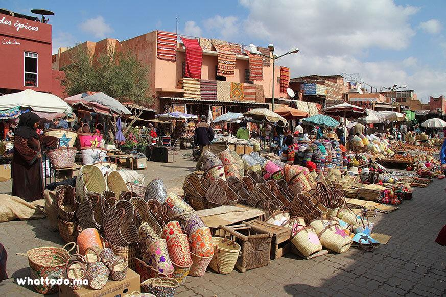 Photo - 3 - Marrakech Souks and Medina tour