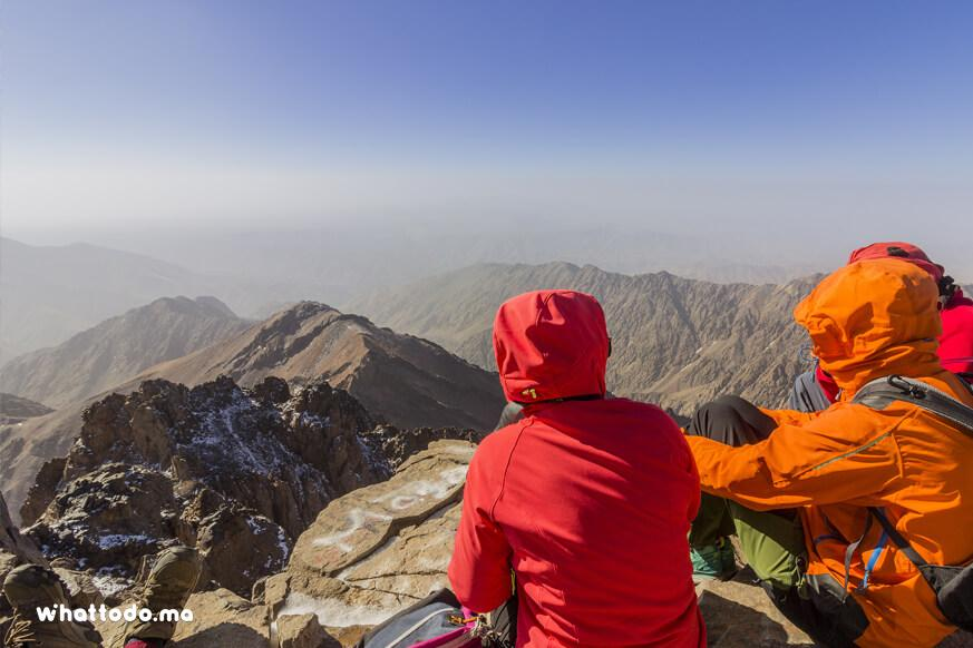 Photo - 11Trekking in Morocco: 2days hikking ascent to mont Toubkal