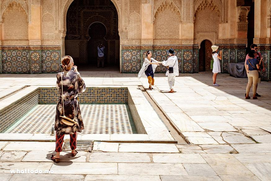 Photo - 9Visit Marrakech and stay at a luxury Riad in the Medina