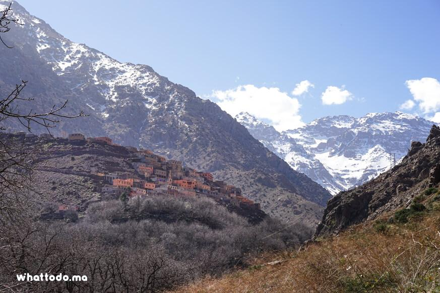 Photo - 3Trekking in Morocco: 2days hikking ascent to mont Toubkal
