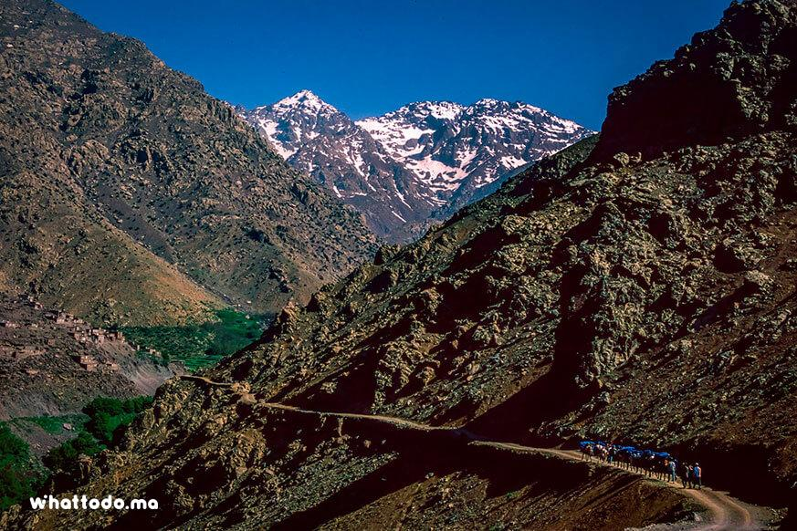Photo - 2Trekking in Atlas Mountains, through berber villages and valleys