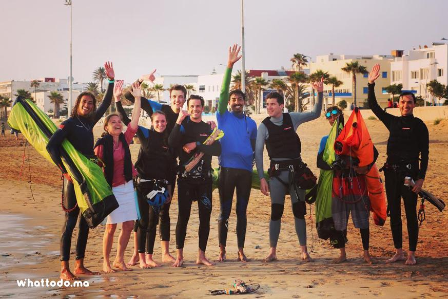 Photo - 16kitesurfing camp in Essaouira Morocco