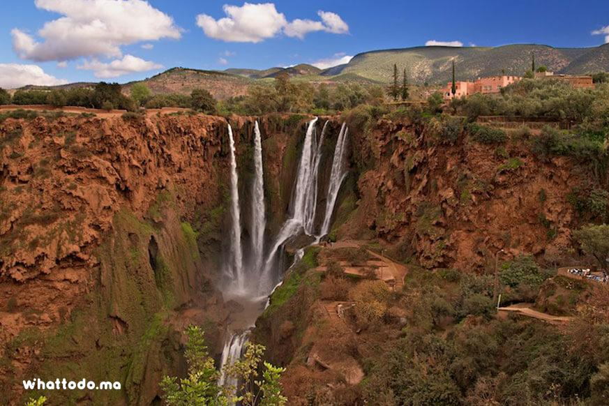 Photo - 3 - Ouzoud waterfalls day trip from Marrakech