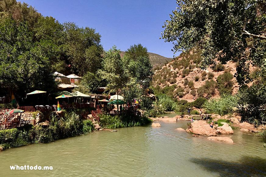 Photo - 8 - Ouzoud waterfalls day trip from Marrakech