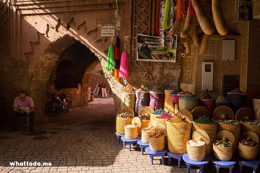 Photo - 11 - Marrakech Souks and Medina tour