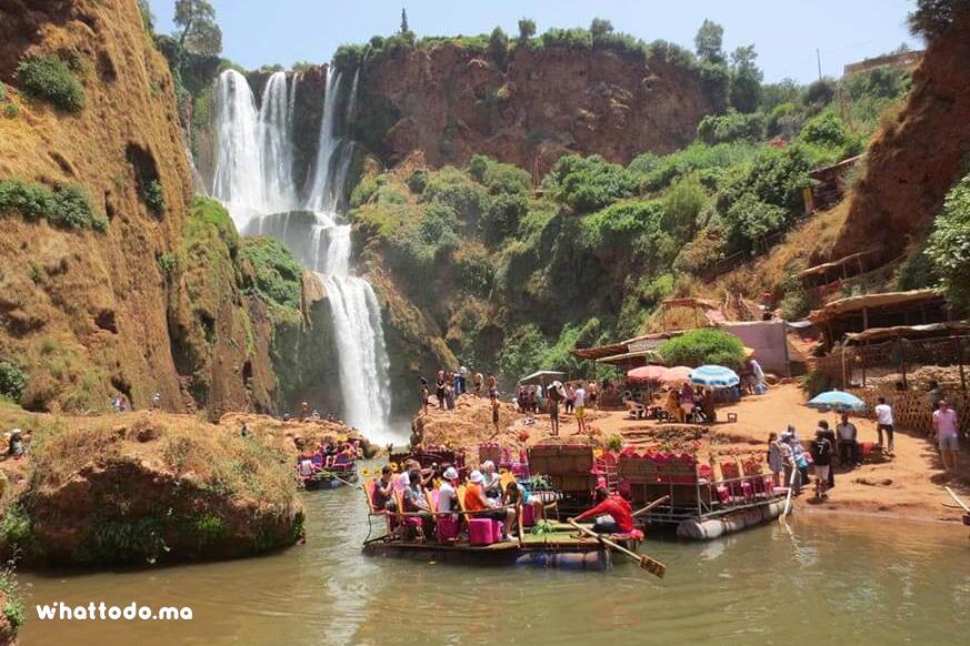 Photo - 2 - Ouzoud waterfalls day trip from Marrakech